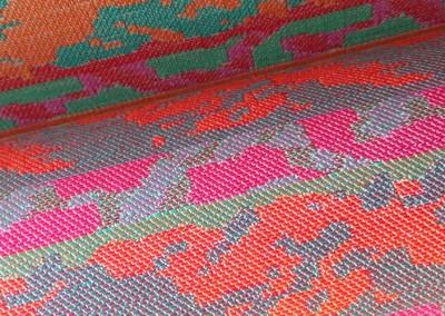 Coded Cloth : Fabrics