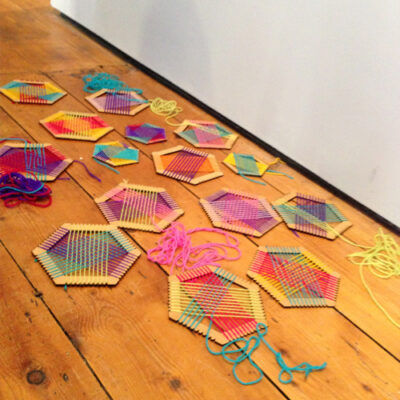 Workshop 3 : Triaxial Weaving